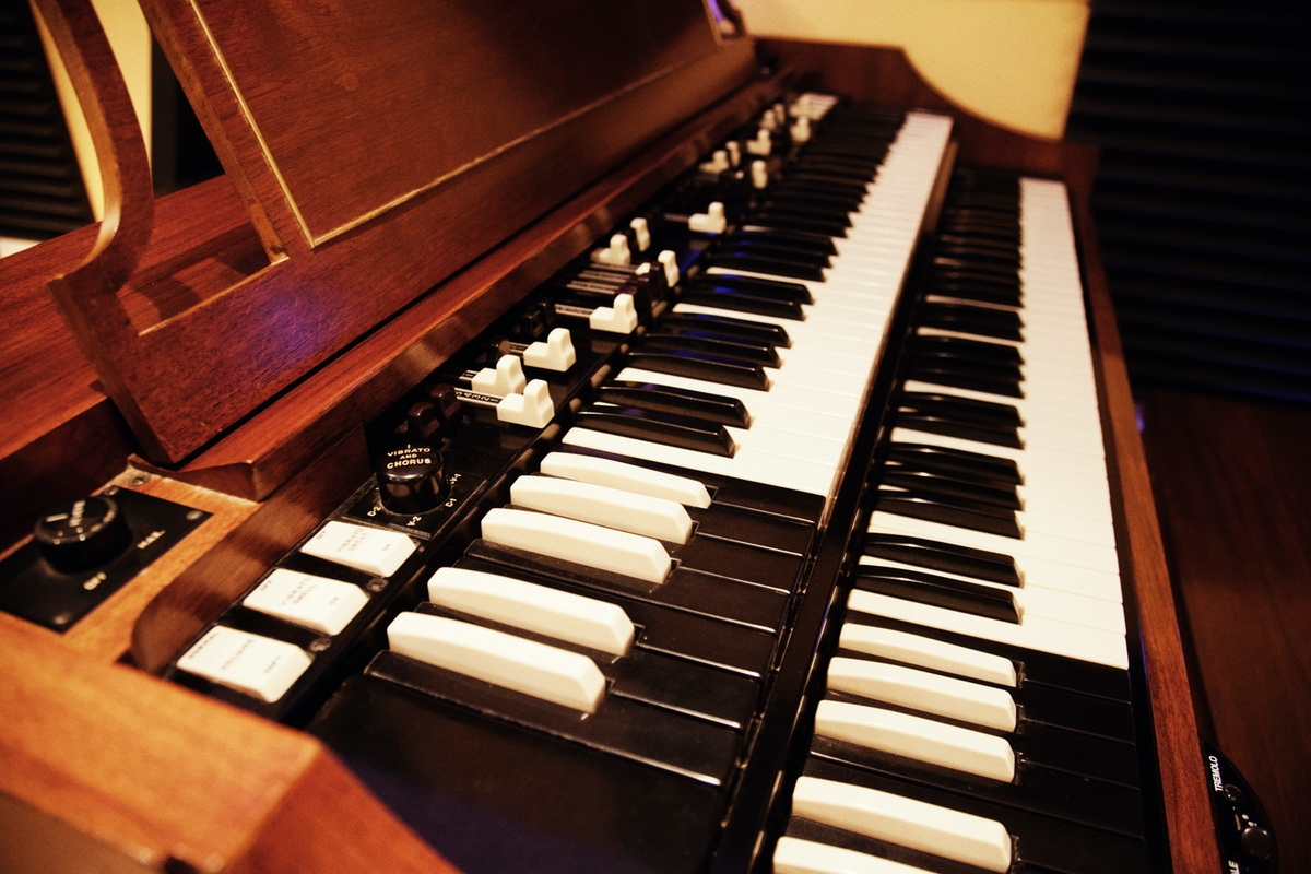 Hammond A100 (B3)