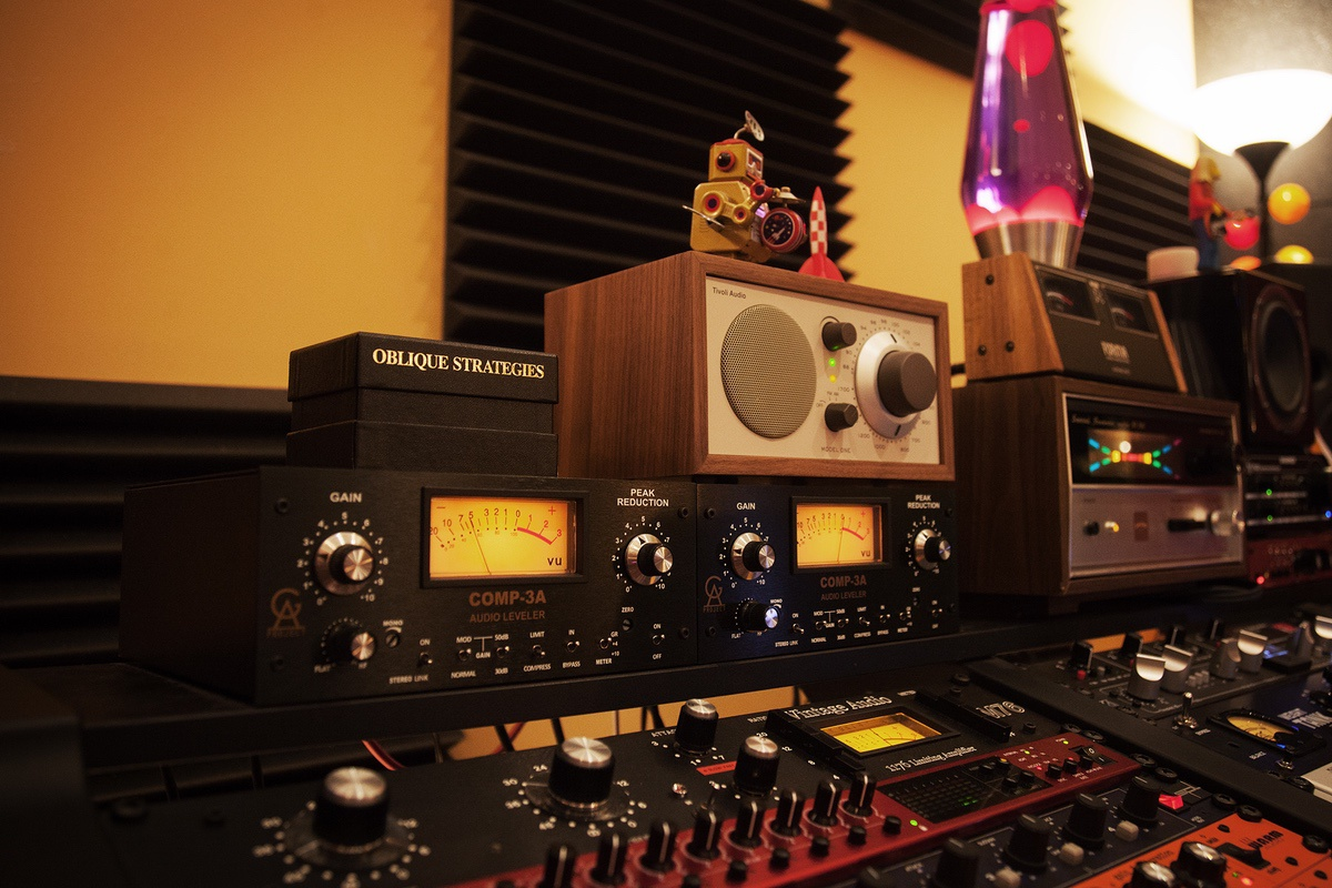 Tivoli Radio, Comp 3A