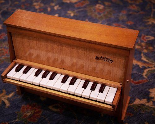 Michelsonne Piano De Juguete
